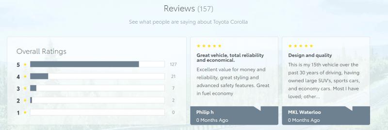 2020 corolla reviews